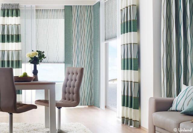 vorhangstoffe und gardinenstoffe als meterware haus der stoffe. Black Bedroom Furniture Sets. Home Design Ideas