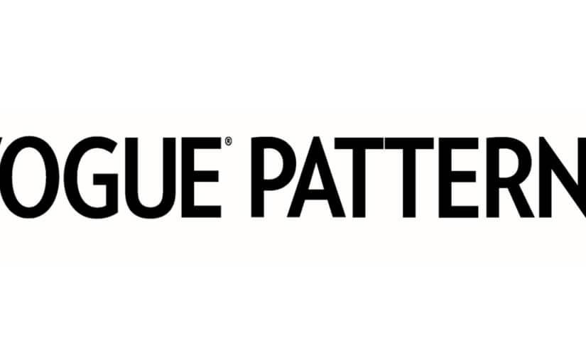 Schnittmuster und Zeitschriften Vogue Patterns